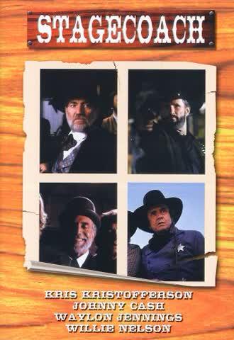 Stagecoach - H�¶llenfahrt nach Arizona [DVD] (2002) Nelson, Willie, Cash, Johnny