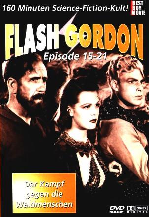 Flash Gordon, Episoden 15-21
