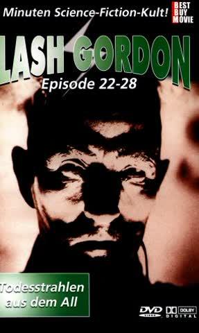 Flash Gordon, Episoden 22-28