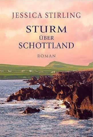 Sturm über Schottland.