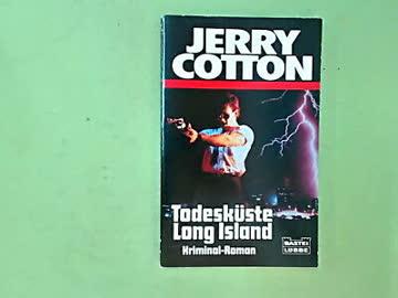 Jerry Cotton. Todesküste Long Island.
