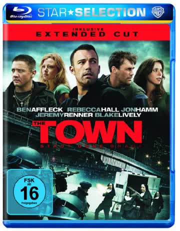 The Town - Stadt ohne Gnade [Blu-ray]