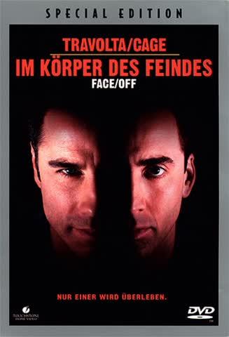 IM KÖRPER DES FEINDES - CAGE N [DVD] [1997]