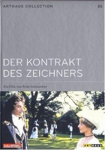 Der Kontrakt des Zeichners - Arthaus Collection