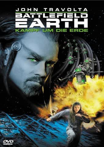 """Battlefield Earth - Kampf um die Erde [DVD] (2002) John Travolta; Barry Pepper"""