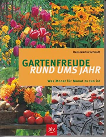Gartenfreude Rund Ums Jahr; Was Monat Für Monat Zu Tun Ist