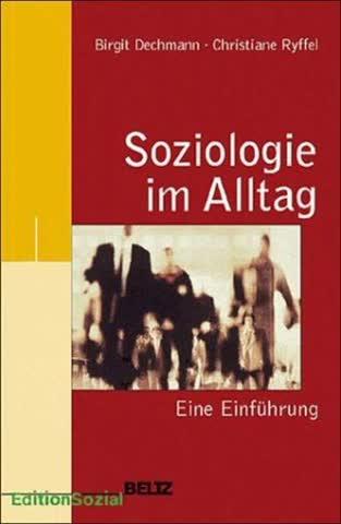 Soziologie im Alltag