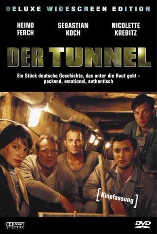 Der Tunnel [2 DVDs]