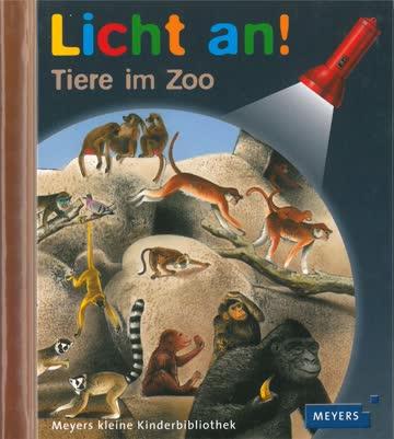 Licht an. Tiere im Zoo