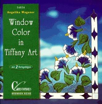 Brunnen-Reihe, Window Color in Tiffany Art