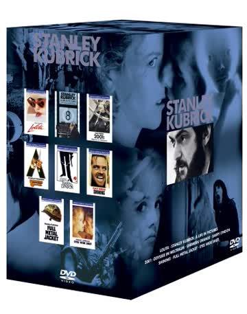 Stanley Kubrick Collection [Box Set]