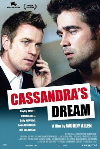 Cassandra' S Dream