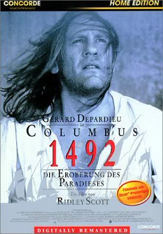 DVD 1492 - COLUMBUS DIE EROBERUNG DES PA