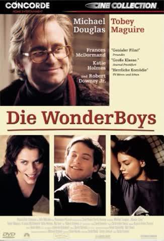 Wonder Boys [DVD] [2000]