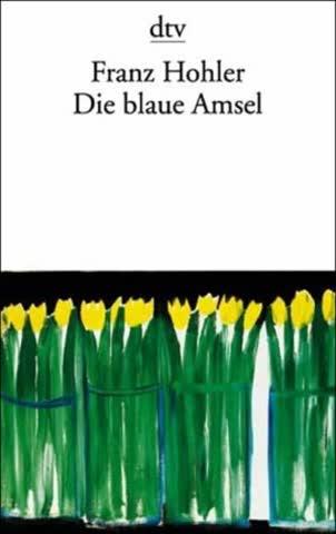 Die blaue Amsel.