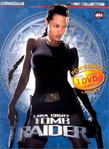 Lara Croft: Tomb Raider [DVD] [2001]