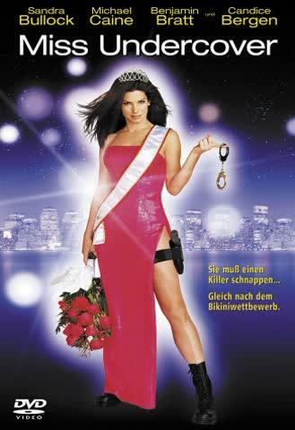 MISS UNDERCOVER - BULLOCK SAND [DVD] [2001]