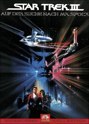 Star Trek III: The Search for Spock [DVD] [Import]