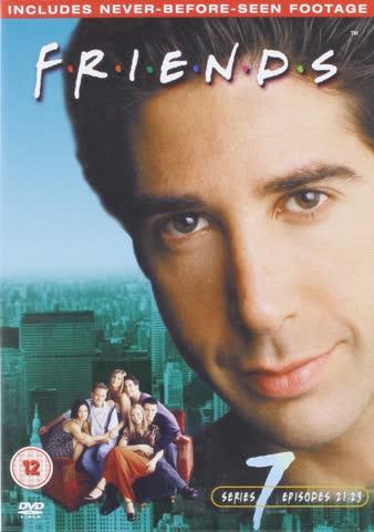 Friends - Series 7 Episodes 21-23