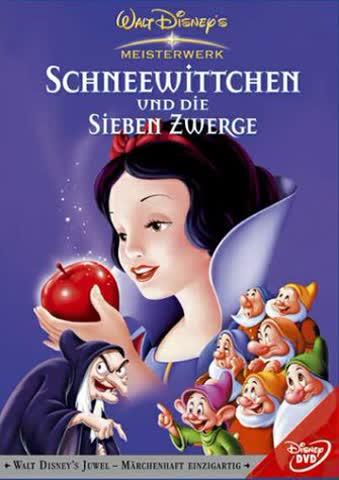 Schneewittchen und die sieben Zwerge [DVD] [1938]