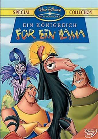 Ein Königreich für ein Lama (Special Collection) [DVD] [2001]