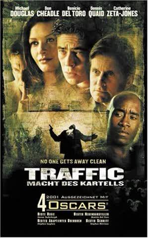 TRAFFIC - DOUGLAS,M./DEL TORO, [DVD] [2001]
