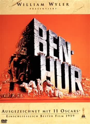 Ben-Hur [DVD] [1959]