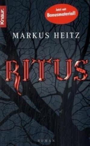 Ritus: Roman (Pakt der Dunkelheit, Band 1)