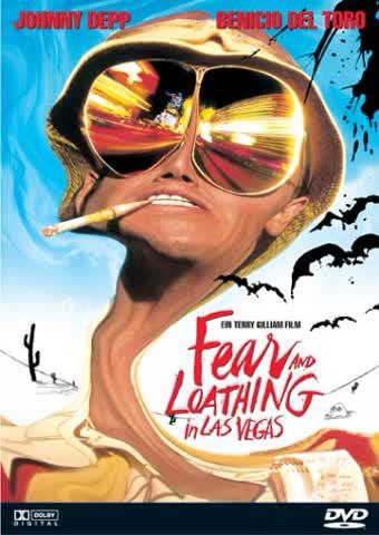 Fear and Loathing in Las Vegas [DVD] [1998]