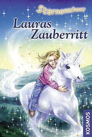 Lauras Zauberritt Sternenschweif Bd .4
