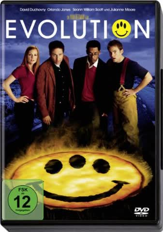 Evolution [DVD] [2001]