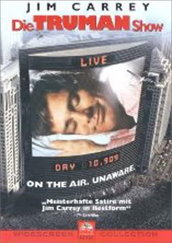 TRUMAN-SHOW, DIE - TRUMAN-SHOW [DVD] [1998]