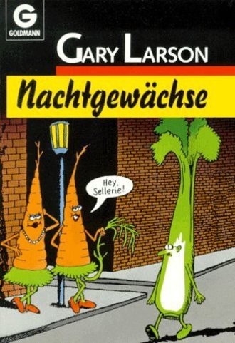 Nachtgewächse. ( Cartoon).