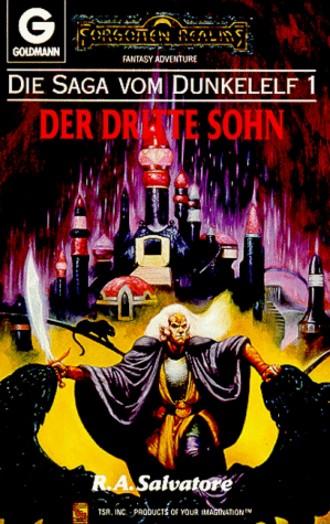 Der Dritte Sohn; (Die Saga Vom Dunkelelf, 1)