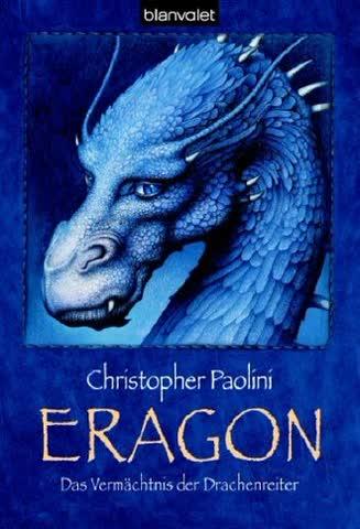 Das Vermächtnis der Drachenreiter. Eragon 01.
