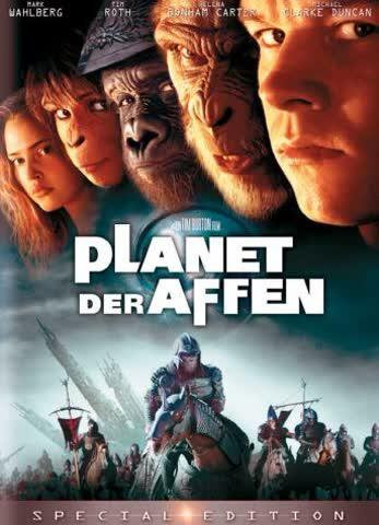 Planet der Affen [Special Edition] [2 DVDs]