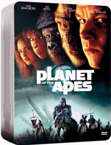 Planet der Affen (Metalbox) [Limited Special Edition] [2 DVDs]