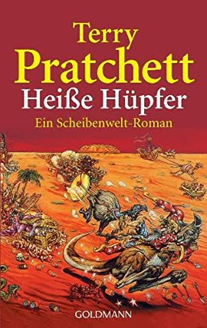 Heisse Hüpfer; Ein Scheibenwelt-Roman