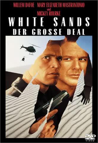 White Sands [DVD] [1992]
