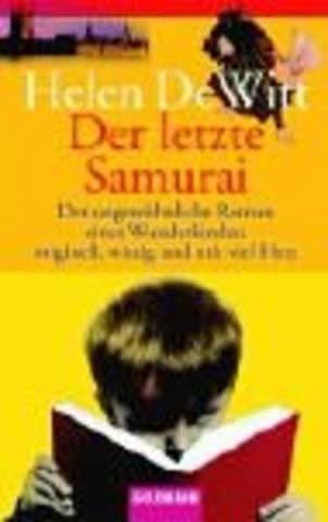Der letzte Samurai.
