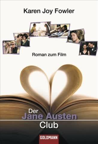 Der Jane Austen Club; Roman Zum Film