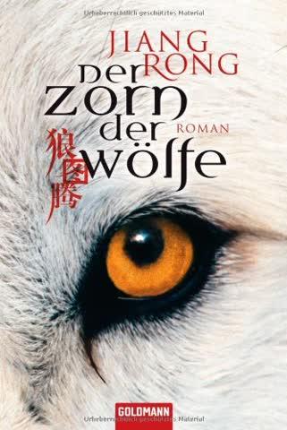 Der Zorn der Wölfe: Roman