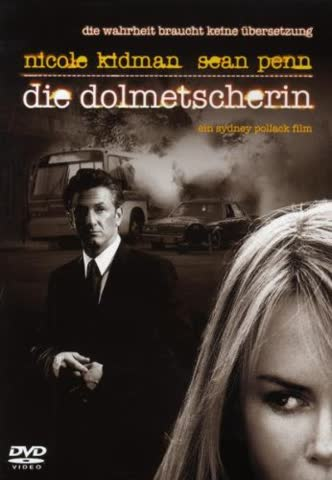 Die Dolmetscherin [DVD] (2005) Nicole Kidman, Sean Penn, Catherine Keener