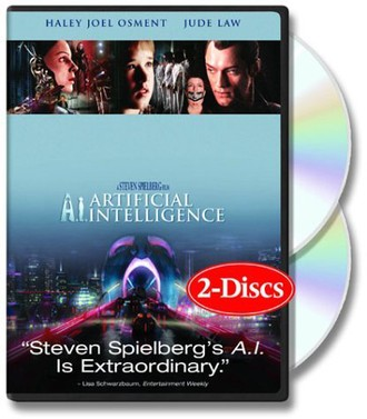 A.I. Artificial Intelligence (Full Screen Special Edition)