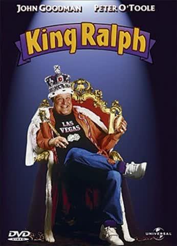 King Ralph [DVD] [1991]