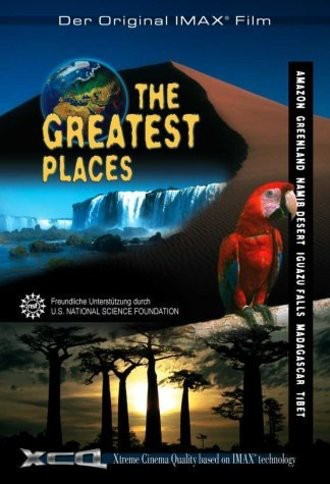 IMAX - The Greatest Places (NTSC)