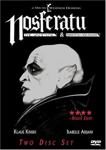 Nosferatu the Vampyre (Nosferatu : Phantom der Nacht) [Import USA Zone 1]