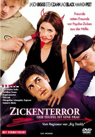 DVD ZICKENTERROR - DER TEUFEL IST EINE F