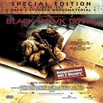 Black Hawk Down (Special Edition, 2 DVDs)