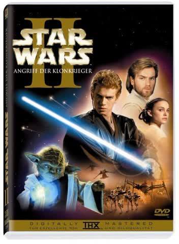 Star Wars: Episode II - Angriff der Klonkrieger (2 DVDs) [Special Edition]